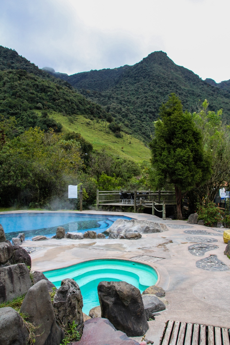 Papallacta Hot Springs, Ecuador {Katie at the Kitchen Door}