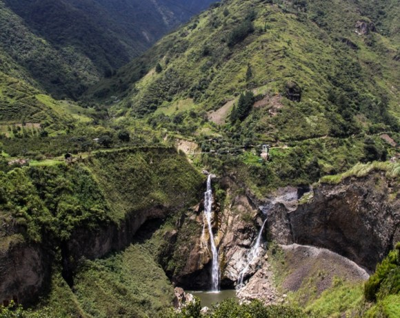 Ecuador Travelogue: Baños
