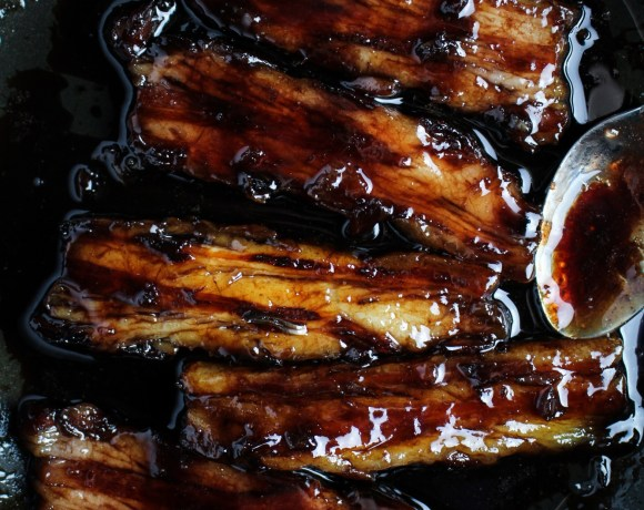 La Crema Pork and Pinot #2: Caramelized Pork Belly