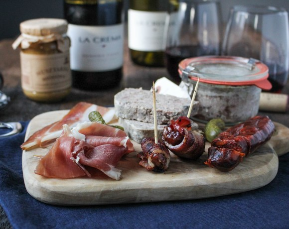 La Crema Pork and Pinot #4: The Perfect Charcuterie Board