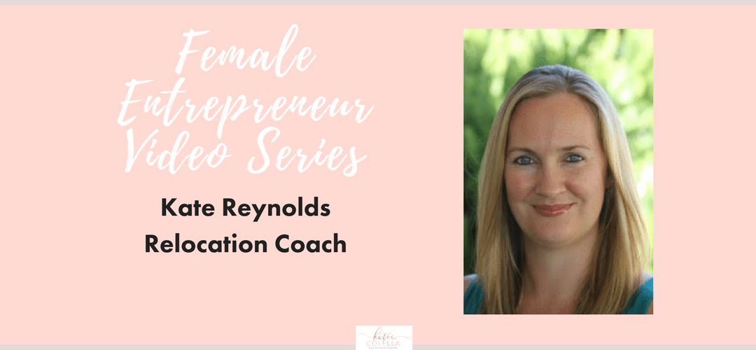 Female Entrepreneur Video Series- Kate Reynolds