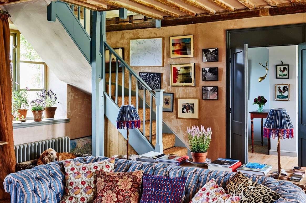 How To Decorate Your Home In The English Country House