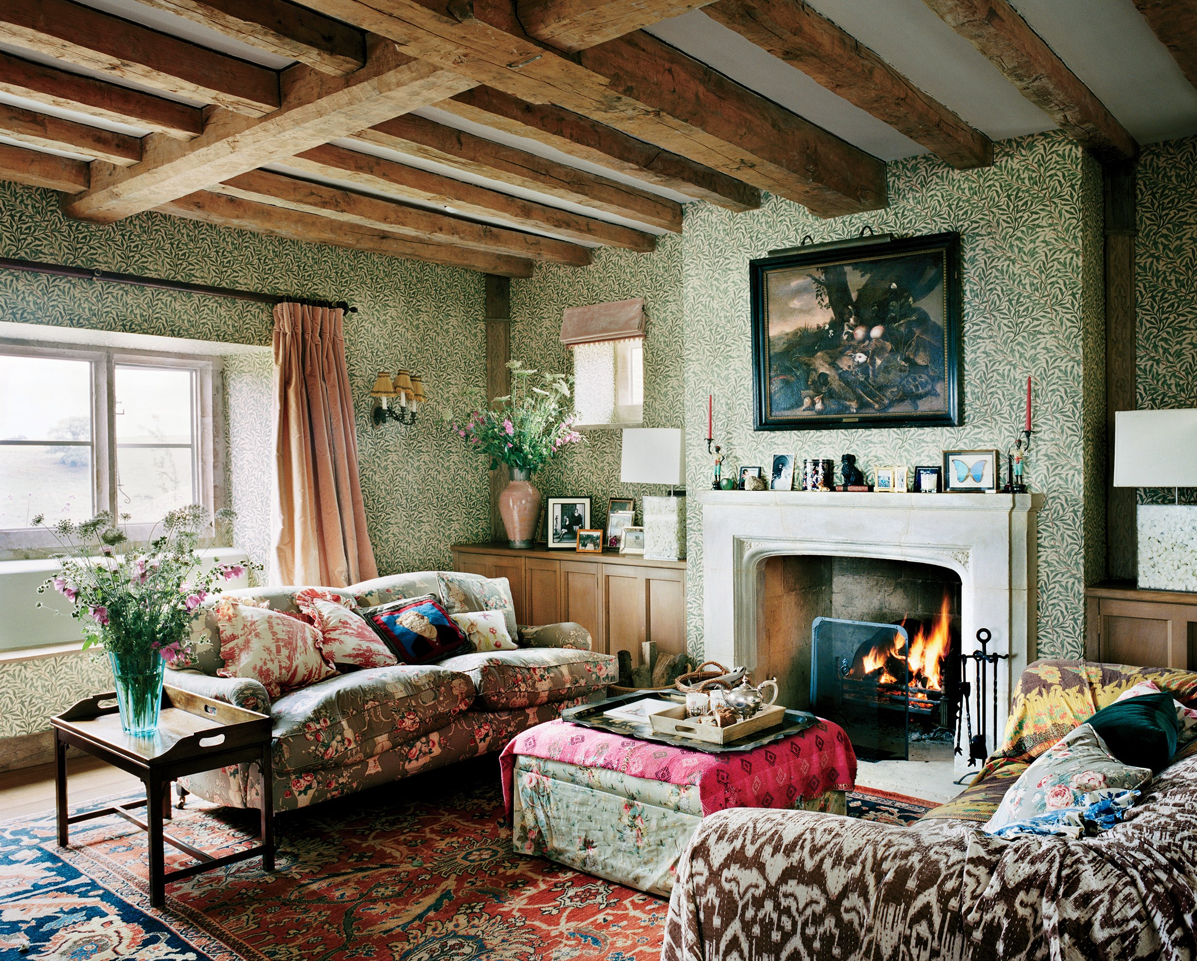 How To Decorate Your Home In The English Country House Style Katie Considers