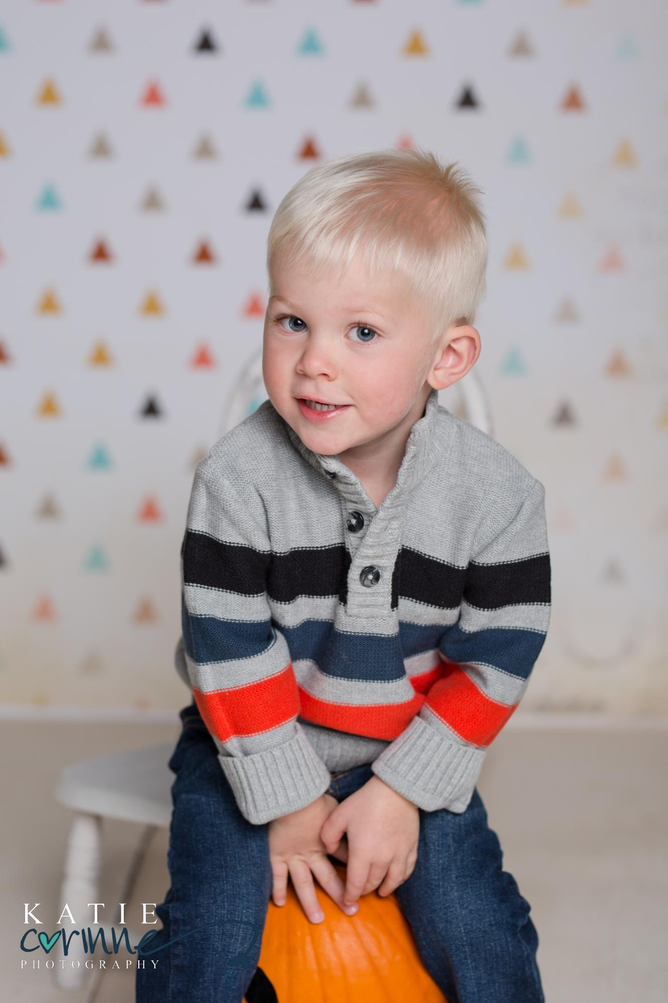 3 Year Old Child Session