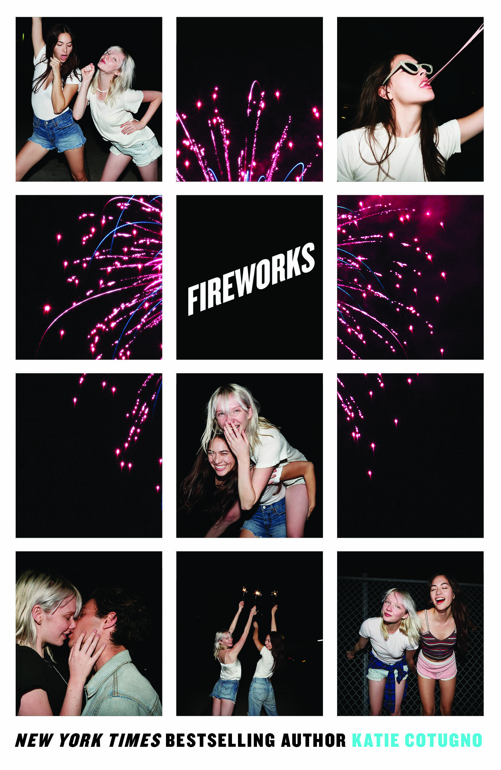 Image result for fireworks katie cotugno book cover hd