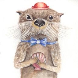 The Dashing Otter