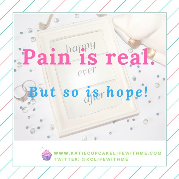 Pain is real but so is hope spoonie chronic illness spoonie blog Rituximab