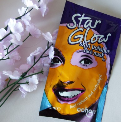 Ooh Arr Star Glow Face Mask