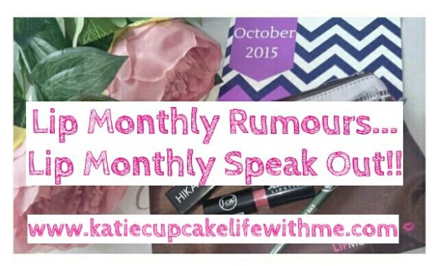 Lip MonthlyRumours  - Are The Rumours True? Lip Monthly Speak out!