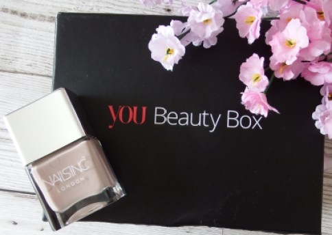 You Beauty Subscription Box June 2016 Review and Unboxing Nails Inc Porchester Square Swatches