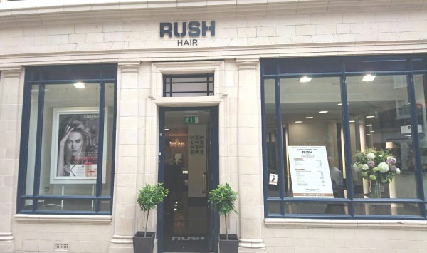 Rush Hair Salon York Review