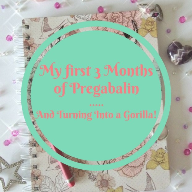 My first three months of Pregabalin Lyrica Experiences Side Effects Facial Hair Growth