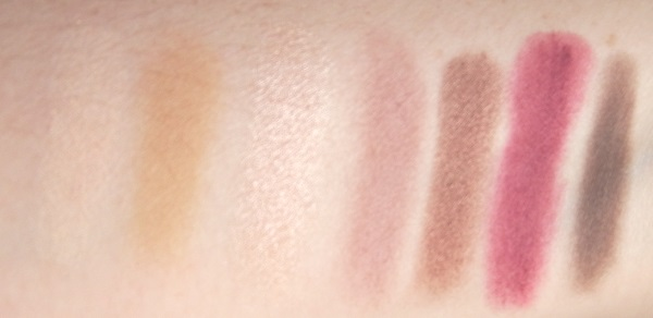 Anastasia Beverly Hills Modern Renaissance Palette Swatches Pale Skin Reviews Swatches Bad Review