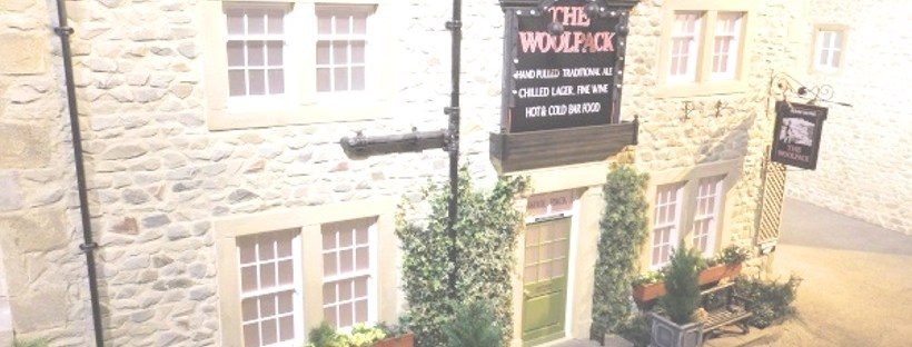 Emmerdale Studio Experience Leeds Review The Woolpack