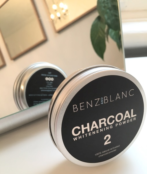 Benz and Blanc Charcoal Whitening Powder 2 Review - Tooth Whitening Activated Charcoal Powder- Charcoal Teeth Whitening Powder