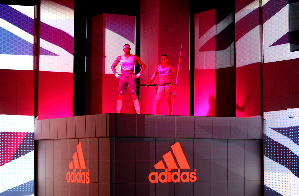 Adidas Team GB Olympic Kit Launch