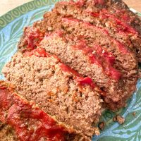 Crock Pot Meatloaf