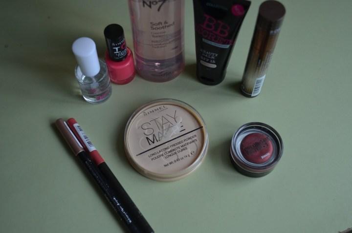 Boots / Drugstore Makeup Haul
