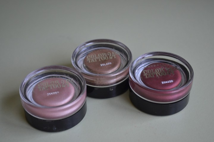 Maybelline Colour Tattoo Review