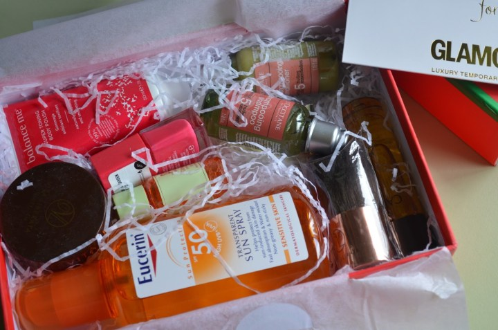 Latest In Beauty Subscription Box: The Glamour Summer Edit