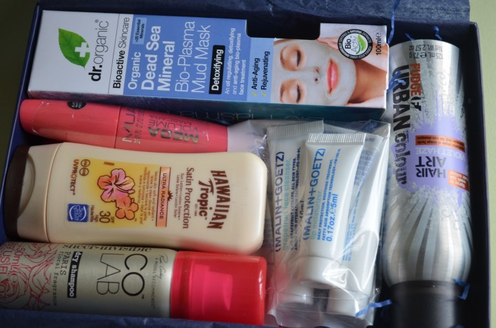 Latest In Beauty Subscription Box: Capitol FM