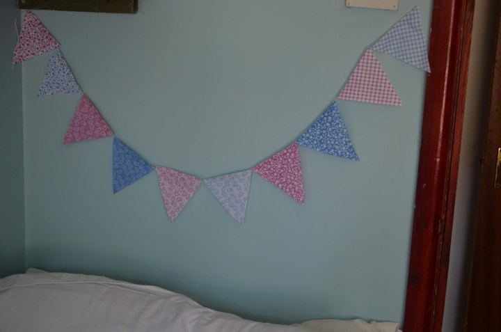 Easy Bunting Craft