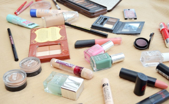 Top 25 Makeup Products for Under £15
