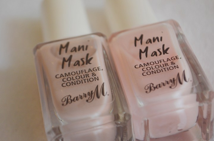 Barry M Nail Polish Camoflage