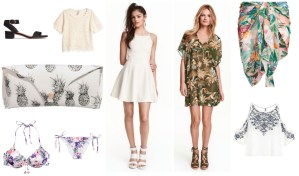 H&M Wishlist | Summer Holiday Edition