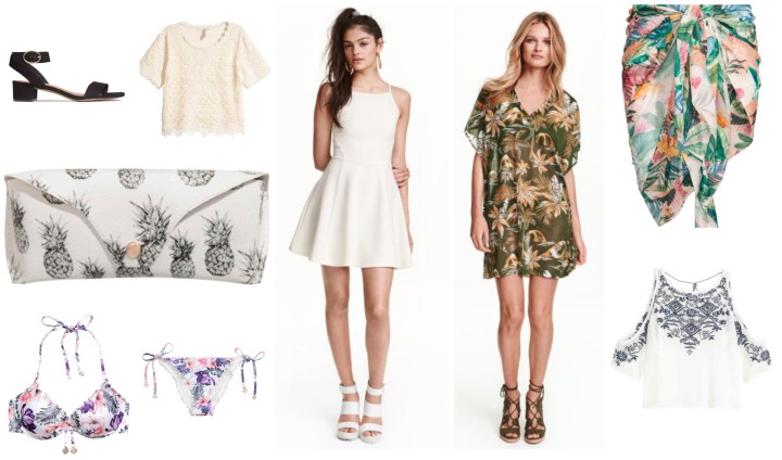 H&M Wishlist | Summer Holiday Edition