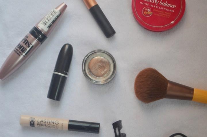 Spring/Summer Minimal, Quick Makeup