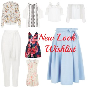 New Look   Clothing & Fashion Wishlist