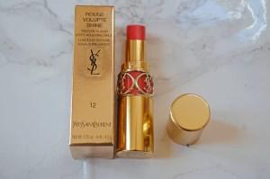 Review: YSL Rouge Volupte Shine Lipsticks