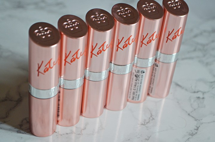 Review: Rimmel Kate Moss Lasting Finish Lipstick