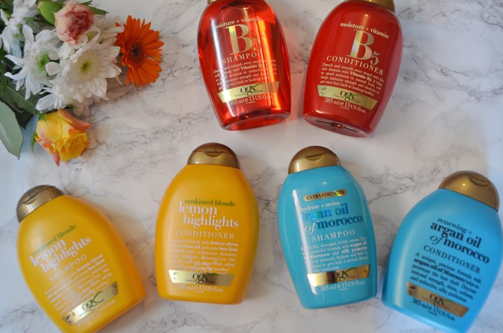 Haircare with OGX
