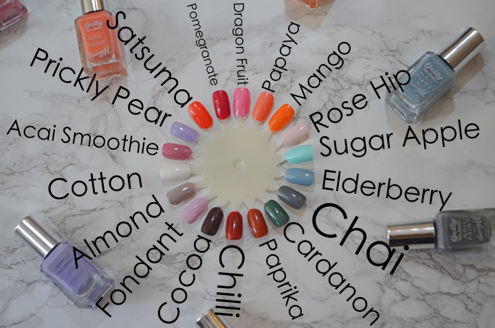 Nails Barry M 2