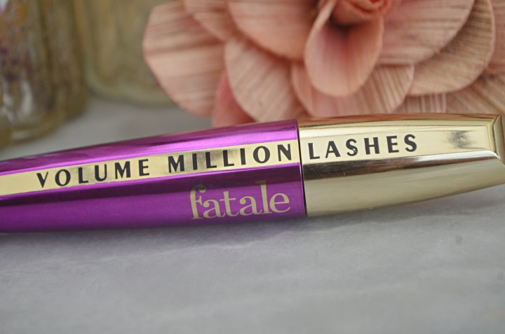 L'Oreal Volume Million Lashes Fatale Mascara Review
