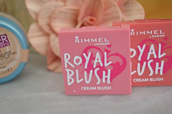 Review | Rimmel Royal Blush Cream Blushes