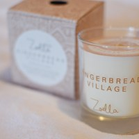 NEW: Zoella Gingerbread Village Candle