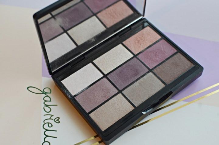 Review GOSH To Enjoy in New York Eyeshadow Palette