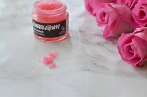 Review | LUSH Bubblegum Lip Scrub