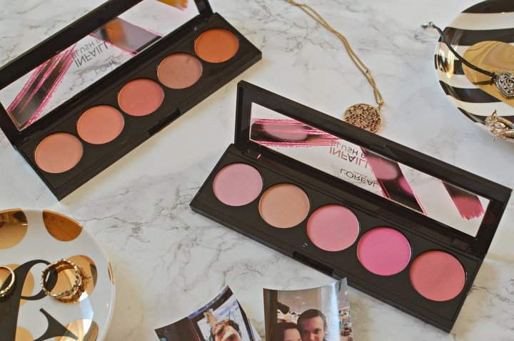 L'Oreal Infallible Blush Palette Review