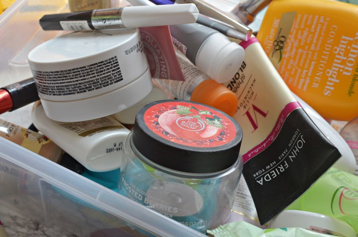 Empties April