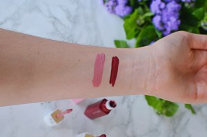 Maybelline Super Stay Matte Ink Lipstick Review and Swatches