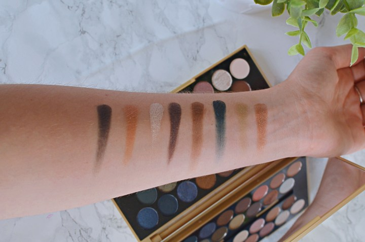 Review & Swatches | Makeup Revolution Fortune Favours the Brave