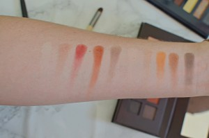 Barry M Eyeshadow Palettes Review - Crown Jewels, Meteor Shower, Fall in Love
