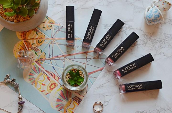 New | Collection Liquid Lip Colours