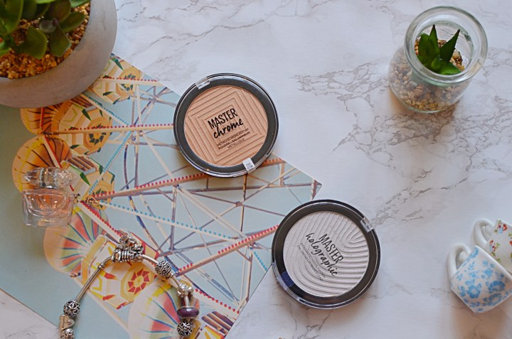 New | Maybelline Highlighters