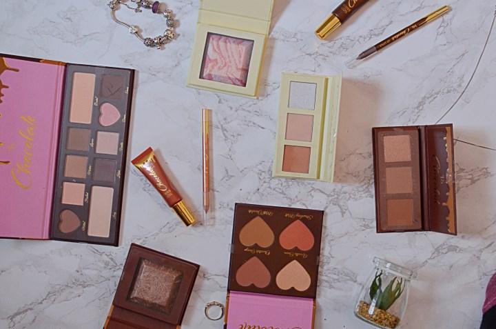 PS.../Primark Chocolate Makeup Review