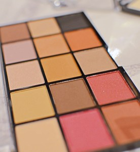 Revolution Reloaded Palettes Review